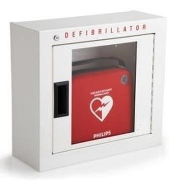 Kennedy Space Center Automated External Defibrillator (AED